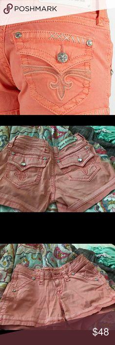 Rock Revival Shorts Size 27 Rock Revival Shorts Size 27 Rock Revival Jeans