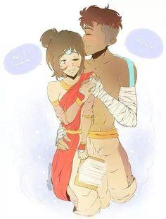 Kai and Jinora...I ship it! <3