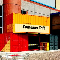 container cafe | Flickr - Photo Sharing!