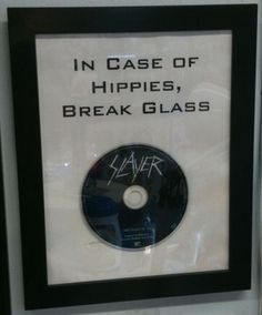 I have a hippie soul,  but a metal heart...