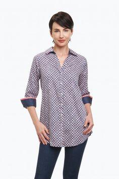 dec01d13804 22 Best foxcroft   spring styles '18 images   Non iron dress shirts ...