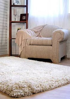 I could curl up on this rug and sleep forever
