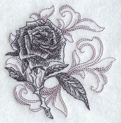 Machine Embroidery Designs at Embroidery Library! - Color Change - F6346