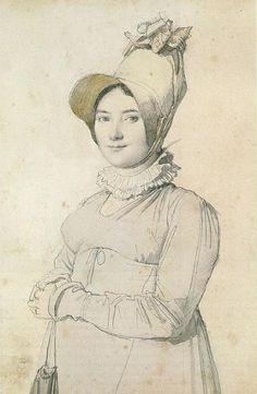 Madeleine Ingres, née Chapelle
