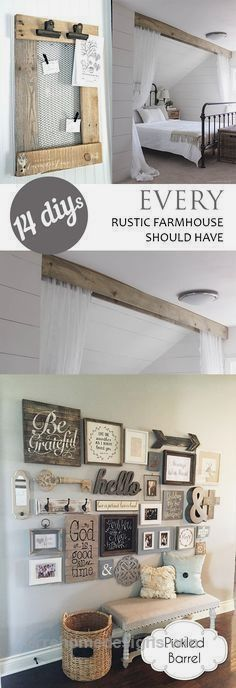 Magnificent DIY Rustic Home, Farmhouse Decor,  Easy Ways to Add Rustic Touches to Your Home,  The post  DIY Rustic Home, Farmhouse Decor,  Easy Ways to Add Rustic Touches to You ..