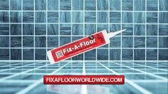 Fix Loose & Hollow Tile & Wood Floors without Removing or Replacing!