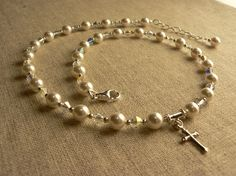 First Communion Necklace