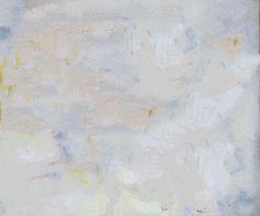 """SANS TITRE, Chapoval Youla, 1949, Huile sur toile, 63,5 x 76 cm, Signée et datée « 9.1949 » en bas à droite Datée « 29.9.1949 » au dos .Exposition : « Les années 50 », Musée d'Art Contemporain de Dunkerque, 18 janvier - 20 février 1985. Reproduit n° 360, rep. Xuriguera, page 9 // N°499 p.308 du catalogue raisonné """"Chapoval"""""""