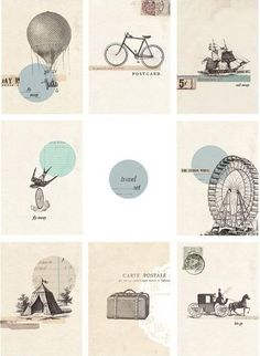 Driftaway in the hot air ballon, cycle the parths of or view the scenery from the Flyer, World's Largest Giant Observation Wheel Creative Design, Design Art, Print Design, Cristiana Couceiro, Photocollage, Postcard Design, Calendar Design, Grafik Design, Graphic Design Illustration