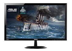 "Asus VX248H Ecran PC Gamer LED 24"" 1920 x 1080 1ms VGA/HD…"