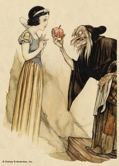 """Preview: Five Pieces From The Walt Disney Family Museum's Upcoming """"Snow White"""" Exhibit 