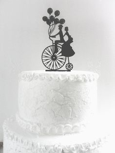 Hey, I found this really awesome Etsy listing at https://www.etsy.com/listing/242823545/wedding-cake-topper-silhouette