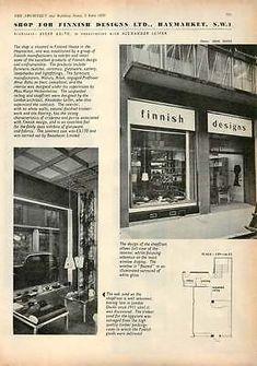 1959-Shop-For-Finnish-Designs-Ltd-Haymarket-A-Aalto-Design-Plans