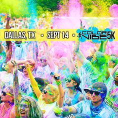 Dallas, would you like some color?!