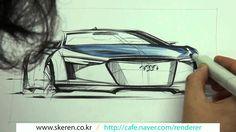 Car Design Sketching