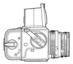 Rolleiflex Series E,F and Tele-Rollei TLR Camera User