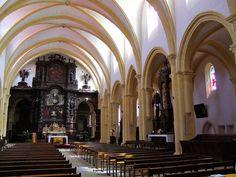 Eglise N-D-du-Puy. Figeac (Lot) - Midi-Pyrénées