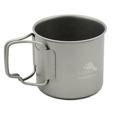 Titanium Cup Water Beer Coffee Mug Picnic Backpack Outdoor Camping Toaks Camping Cups, Camping Dishes, Picnic Backpack, Camping And Hiking, Backpacking List, Canoe Camping, Camping Packing, Ultralight Backpacking, Hiking Gear