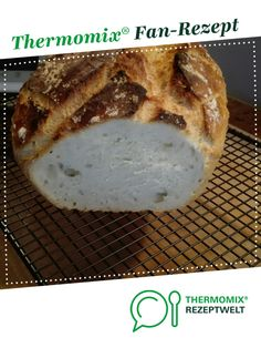 Dinkel- /Weizenbrot aus dem Zaubermeister - Französiche Art von kundn. Ein Thermomix ® Rezept aus der Kategorie Brot & Brötchen auf www.rezeptwelt.de, der Thermomix ® Community.