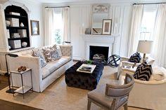 Dana Wolter Interiors - Family Room
