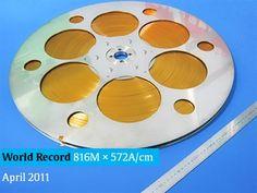 World Record 2G HTS