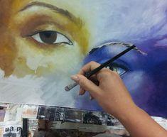 OČI Výtvarné kurzy VytFit- Zážitkové, tvorivo- experimentálne kurzy kreslenia, malovania pre každého, Kreatívne dielne v oblastiach kresba, malba, grafika, úžitkové umenie, príprava na SŠ, VŠ- architektúra, design, animovaná tvorba, teambuildingové akcie a workshopy pre firemné kolektívy Painting, Painting Art, Paintings, Painted Canvas, Drawings