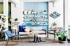 Stylish new digs for Tait in Redfern - INDESIGNLIVEINDESIGNLIVE
