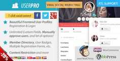Plugin UserPro 4.9 – User Profiles with Social Login