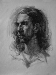 Portrait Drawing Fundamentals | Raminfard School of Art
