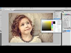 5.) Photoshop Tutorial Adding Textures to Photos