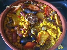 Mi Dornillo, la cocina de Estela.: Arroz al Horno