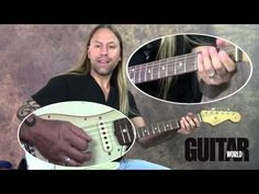 Essential Blues Basics: Soloing with the Combined Minor/Major Pentatonic Scales All Guitar Chords, Guitar Scales, Guitar Solo, Guitar Tips, Music Guitar, Playing Guitar, Acoustic Guitar, Learning Guitar, Blues Guitar Lessons
