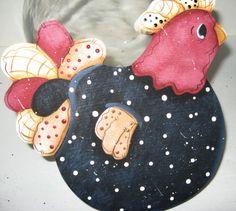 Cookie Jar LidsTole Painted LidsCandy Jar LidsPainted by jusbcuz