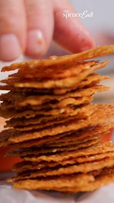Low Carb Keto, Low Carb Recipes, Diet Recipes, Healthy Recipes, Recipes Appetizers And Snacks, Healthy Snacks, Cheese Cracker Recipe, Greece Food, Tapas