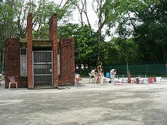 Sembawang Hot Spring - Apparently you can visit Singapore's last natural hot spring as well at Sembawang!