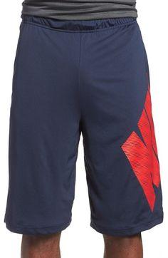 NIKE 'Fly Block' Dri-Fit Training Shorts. #nike #cloth #