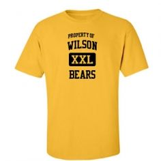 Wilson Middle School - Port Arthur, TX | Men's T-Shirts Start at $21.97