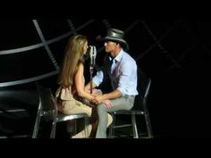 Tim McGraw and Faith Hill - I Need You (LIVE) | Country Rebel Clothing Co.