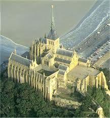 Mont Saint Michel (Francia) - Le Meraviglie della Natura