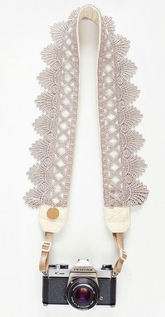cute camera straps - Bloom Theory Washed Ashore
