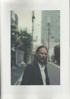 Thom Yorke (what's wrong with you?)