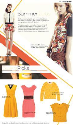 Hoopers SS13 Fashion Edit