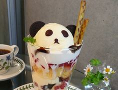 what about a refreshing Panda? lol