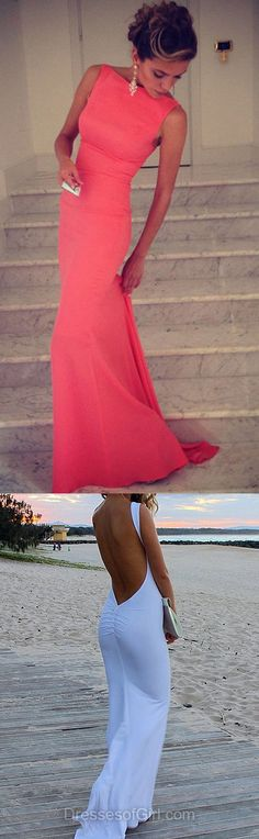 Trumpet/Mermaid Scoop Neck Silk-like Satin Sweep Train Ruffles Prom Dress