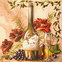 картинки для декупажа вино: 17 тыс изображений найдено в Яндекс.Картинках