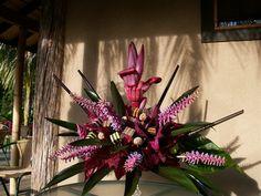 flower arranging styles | flower arranging designs