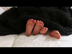 Ako na ručne pletenú deku (z obrej/gigantickej vlny) Youtube, Youtube Movies