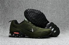 993079945fb21 Cheap Wholesale Nike Air Max 2018 Ultra Zoom Army Green Black Running Shoes