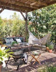 20 idées de coin zen dans votre jardin pour profiter du beau temps