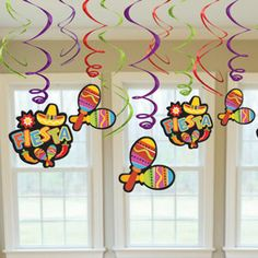 Fiesta Hanging Decorations